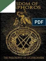 Wisdom of Eosphoros the Luciferian Philosophy - Michael W. Ford