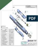SS8442 1.688 in Line Flowmeter_Customer Spare Parts Breakdown Rev 01