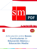 Bases Curriculares Gral. Media