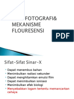 Efek Fotografi Dan Mekanisme Flouresensi