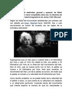 Teoría de la relatividad.docx