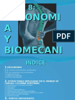 Ergomia y Biomecanica