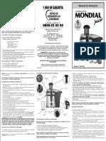 CF-02 - Manual Juicer
