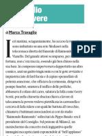 Editoriale di Marco Travaglio 18/04/2010