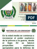 Exposicion Granadas Velazques