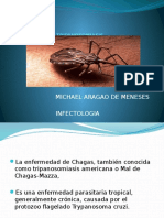 CHAGAS Infectologia