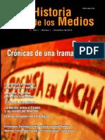 Revista Perspectivas en Historia de Los Medios - 2015