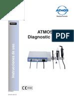 ES GA Instrucciones de Uso Diagnostic Atmos Cube 2012-08-02
