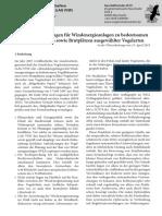 Neues Helogländer Papier Abstandempfehlungen WKA