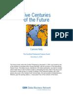5 Centuries of the Future - Eamonn Kelly