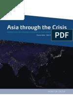 Asia Through the Crisis Report