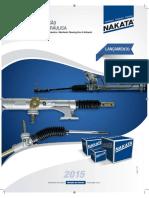 Catálogo Nakata - Caixas de Direção Mecânica & Hidráulica