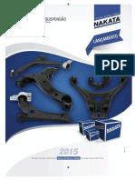 Catálogo Nkata - Bandejas de Suspensão 2015