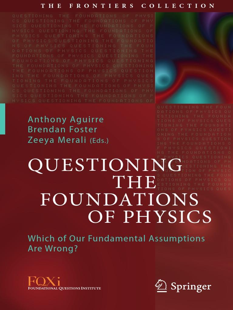basics of physics essay