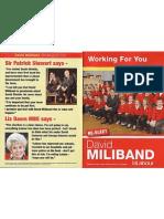 David Miliband 2010 election leaflet (1)