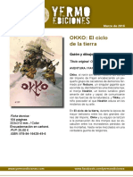 YERMO Ediciones Novedades de Marzo