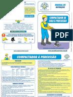 Manual Instrucoes Compactador de Solo