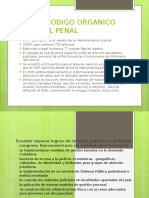 Nuevo Codigo Organico Integral Penalg