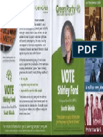 Shirley Ford election leaflet (1)
