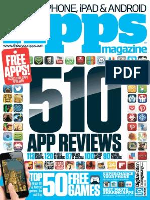 Apps Magazine Pdf Ios Instagram