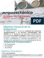 Proceso Metodológico Del Diseño Arquitectónico