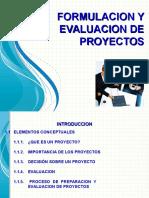 Curso Formulacion y Evaluacion