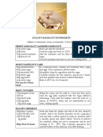 DULCEY-HAZELNUT ENTREMETS