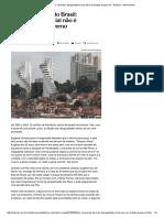 _Os Miseráveis_ Do Brasil_ Desigualdade Social Não é Prioridade Do Governo - Notícias - Internacional