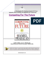"""""""Competing for the future"""""""
