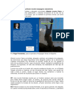 Entrevista Alberto Lovera Sobre Novela Maria La Di
