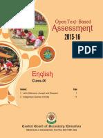 77 English Theme 1 2 Class IX (1)
