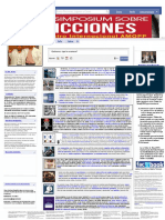 Póster Factbook, Jaime Fuentes y Mario Torruco. Addición a Facebook