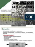 Apostila - Metalografia Dos Materiais Ferrosos