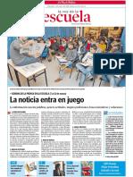 La noticia entra en juego. Semana de la Prensa.LVE.02.03.206