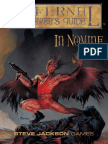 In Nomine - Infernal Players Guide
