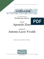 Zeno Vivaldi - Atenaide
