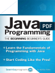 Java Programming The Beginning Beginner's Guide.pdf