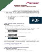 CD Receiver Firmware Update_PEE