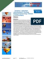 Events Online 24 Ballonfahren Ballonfahrt Deutschlandweit 80095 1