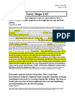 1AC Terry Stops