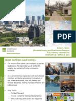 2016-03-04_ULI Advisory Services Panel Dallas 2016 Final