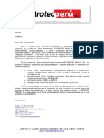 Presentacion Filtrotec Peru Eirl