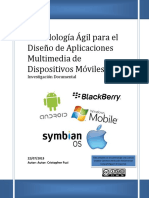 Metodologia agil desarrollo de apps