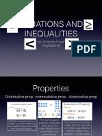 keynote inequalities
