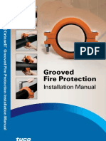 Grinnell Grooved Fire Pro