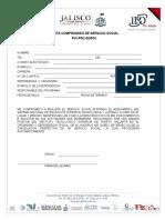 Pvi-prc-08-f04 Carta Compromiso Servicio Social