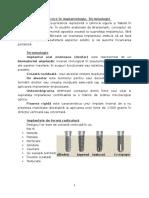 Curs 1 Introducere În Implantologie