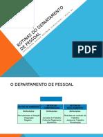 2016-Rotinas do Departamento de Pessoal.pptx