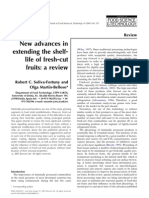 2003, Review-New Advances in Extending the Shelf-life of Fresh-cut Fruits