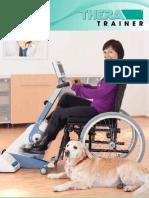 Medicotech Thera Trainers Brochure 2010
